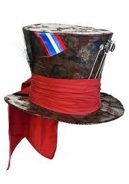 Jumbo Halloween Costumes Jumbo Brown Mad Hatter Hat