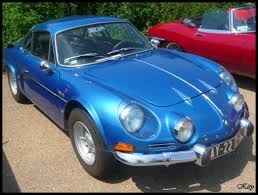 alpine a110 renault alpine a110 technical details history photos on better