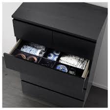 malm 6 drawer chest white ikea