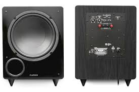 use car subwoofer in home theater powered subwoofers that add big bass to your home theater