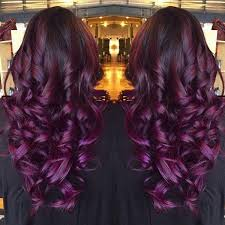 black hairstyles purple top 20 choices to dye your hair purple vpfashion