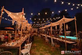 edison bulb patio lights la jolla backyard wedding market lights vintage edison lights