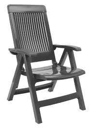 siege jardin fauteuil de jardin fidji avec dossier réglable grosfillex