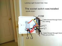 how to wire two way light switch lighting circuit youtube pleasing