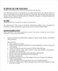Receiving Clerk Job Description Resume Logistics Clerk Job Description Bj U0027s Wholesale Club Bakery Clerk