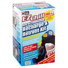 ez chill ac recharge and retrofit kit walmart com