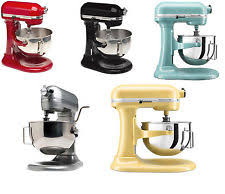 kitchenaid mixer colors kitchenaid mixers and other appliances ebay