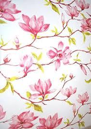 floral tissue paper 20 x 30 floral tissue paper magnolia flower tissue