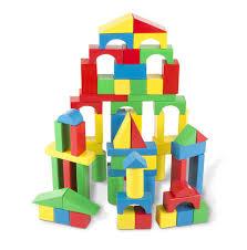 100 wood blocks set doug