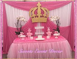 backdrop for baby shower table princess baby shower baby shower main table backdrop catch my