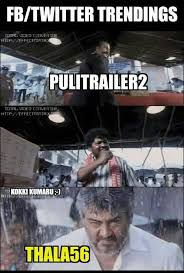 Memes On - troll memes on vijay s puli and ajith s vedhalam photos pictures