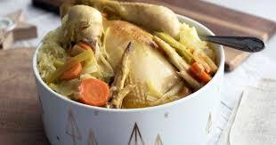 cuisiner poule recettes de poule idées de recettes à base de poule