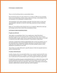 sample reference letters for employee sample recommendation