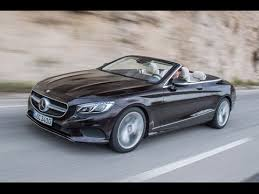 mercedes s class cabriolet 2017 mercedes s class cabriolet review
