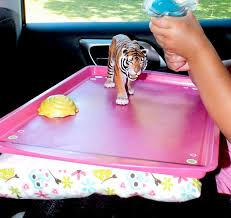 Portable Lap Desk Kids Diy Road Trip Travel Tray Two Sisters Crafting