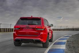 jeep trackhawk grey jeep unveils its fastest grand cherokee ever wheels ca