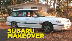 modded subaru outback subaru makeover youtube