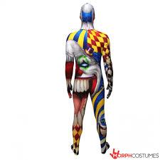 the clown morphsuit morph costumes uk