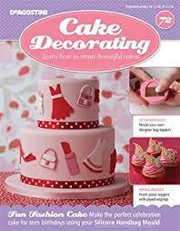Cake Decorating Magazine Issues Deagostini Cake Decorating Magazine Free Gift Issue Fairytale