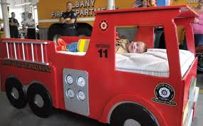 Fire Engine Bed Fire Engine Bed Rebuilt After Fire Thanks To Volunteers Local