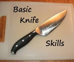 basic kitchen knives basic knife skills cut all the things