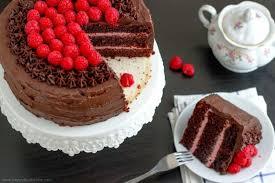 wine chocolate wine chocolate raspberry cake happy foods