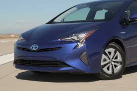 toyota lowers prius sales target thanks to cheap gas
