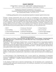 Best Resume Sample For Nurses by Professional Nursing Resume Template