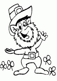 leprechaun coloring images tags leprechaun coloring pocahontas