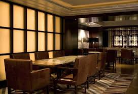 Chef Room Hospitality Interior Design For Private Dining Of Fifth - Private dining rooms in san francisco