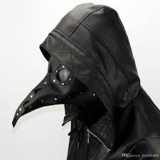 plague doctor halloween costume 2017 2017 halloween plague beak mask pu leather steampunk steam