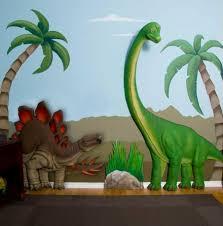gorgeous dinosaur wall mural australia dinosaur days fabric wall trendy dinosaur wall mural stencils brachiosaurus stegosaurus dinosaur set design ideas