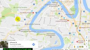 find maps how to find my location in maps