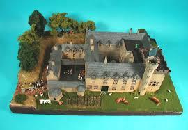 Build A Small Castle Building A Tulloch Castle Model