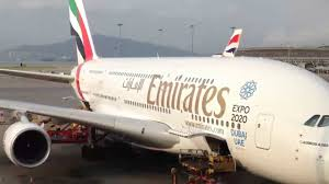 emirates airbus a380 super jumbo review a380 emirates business