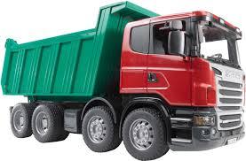 bruder fire truck bruder scania r series tipper truck scania r series tipper truck