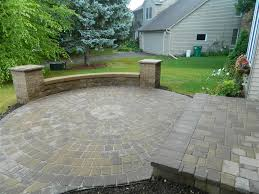 Patio Surfaces by Paver Patio Contractor Rosemount Mn Devine Design Hardscapes
