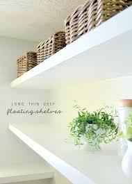 Cheap Sturdy Bookshelves by Finally How To Create Long Deep Shelves That Aren U0027t Bulky