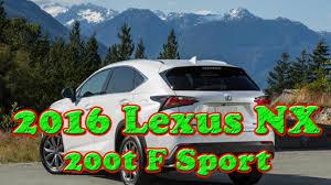 lexus nx 200t sport lease 2016 lexus nx 200t f sport your best automotive youtube