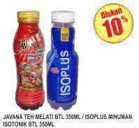 Teh Javana 350ml promo harga teh javana teh terbaru minggu ini hemat id