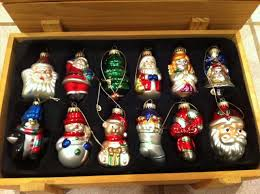 vintage ornaments collection on ebay