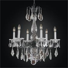 world 6 light chandelier manor 546m glow