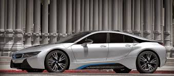 bmw i8 gran coupé to rival tesla model s electric vehicle news