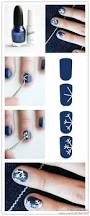 step by step winter nail art tutorials 2013 2014 for beginners