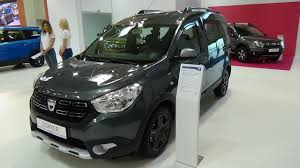 renault dokker 2017 2017 dacia dokker stepway outdoor exterior and interior auto