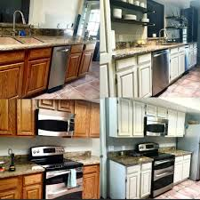 Upcycled Kitchen Cabinets General Finishes Milk Paint Cabinets Durability Of Painted Rustic