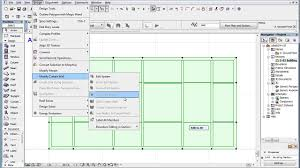 labeling of curtain wall sub elements in archicad youtube