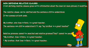 english for eso and bachillerato relative clauses