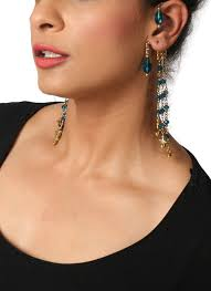ear cuffs india sannam chopra starry earcuffs shop earrings at