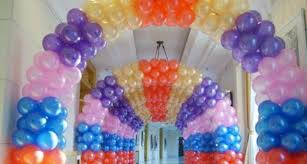 Balloon Decoration Ideas Birthday Party Favors CoRiver Homes